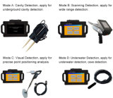 V4-30 détecteur de métaux visibles à longue portée multifonction pour 30m