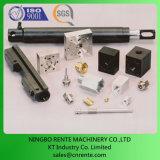 Componentes del cilindro hidráulico