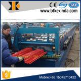 機械を形作る金属の橋床ロール