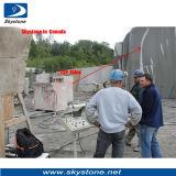 Мраморный провод Quarry&Cutting увидел машину