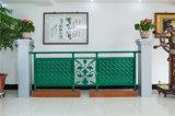 De haute qualité d'acier galvanisé décoratifs balustrade balcon en alliage aluminium 3