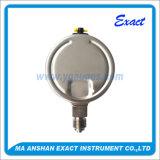 すべてのSs圧力正確に測高い品質圧力正確に測油圧オイルの満たされた圧力計