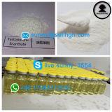 Testoterone ammassante liquido Enanthate del ciclo degli steroidi iniettabili per la costruzione del muscolo