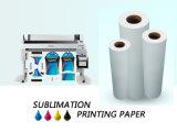 45gsm de secado rápido Anti-Curl de papel de transferencia de la sublimación para la impresión digital
