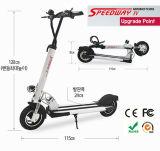 10 Zoll Gummireifen-leichter faltbarer Falz-elektrische Mobilitäts-Roller-