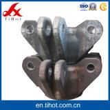 중국에 있는 다이아몬드 기계 부속품 장비 Manufactuerers 합성 주물
