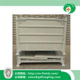 Recipiente de armazenamento para depósito de metal com marcação por Forkfit