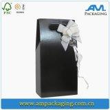 Caso del tirón de la caja de almacenaje superior del regalo del papel de cartón caja de reloj de envasado para la venta