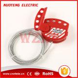 4mm 6mm 2m Bloqueio de cabo ajustável