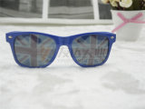 Óculos de sol de lente de pinhole de logotipo Stick (GGM-204)