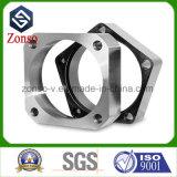 Fábrica que procesa la fabricación de metal de las piezas de maquinaria del CNC de la alta precisión