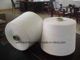 Filato viscoso 100% per il lavoro a maglia, filato del cotone di alta qualità per tessere