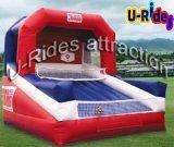 Usine directement prix pitch de basket-ball de basket-ball gonflable tourné pour Team building