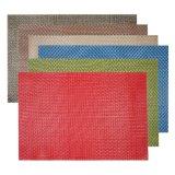 Het Weefsel TextielPlacemat van de jacquard voor Tafelblad & Bevloering