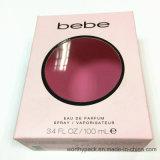 Cosmética / Perfumes / regalo de papel de jabón / empaquetado de la caja con tapa ventana