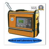 緊急事態のためのICU携帯用Vetilator