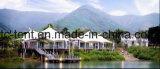 Het openlucht Huis van de Tent voor Grote Luxueuze Reclame, Gebeurtenis, Vakantie