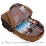 Bolsa de la escuela al por mayor bolsas de lona de alta calidad puede ser personalizado en Logo Yf-Lb1702