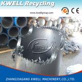 プラスチック管のHDPE PPR PVCシュレッダー、単一シャフトの寸断機械