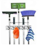 Portautensile di plastica di pulizia della scopa & del Mop