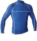 Quick Dry Lycra Rash Guard for Man