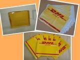 高い粘着性の急使袋の背部ラベルのための熱い溶解の接着剤