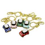 Usb-Blitz-Laufwerk-Mini Cooper-Speicher-Stock-Schlüssel-Metallc$u-platte