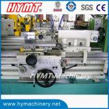 Máquina de giro do torno do metal horizontal grande do furo do eixo C6280Yx2000