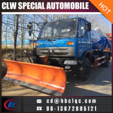Dongfeng 4X2 8ton 10mt Sewer Suction Truck Sewer Tanker Truck