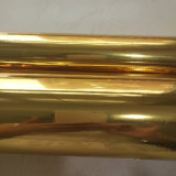 Goldfarben-heißes stempelnde Folien-Papier