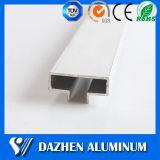 Profil en aluminium en aluminium d'extrusion de Slatwall de garniture intérieure mieux vendue de forces de défense principale