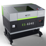 macchina per incidere di taglio del laser del tessuto del CO2 60With80W Es-6040