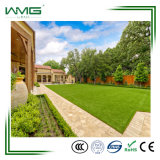 Schutzträger PU, die synthetischen Gras-Rasen für Garten landschaftlich verschönert