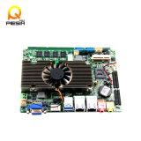 Intel Bm77の3.5インチは2*Rtl8111e PCI-EギガビットのイーサネットLAN 1xmini PcieサポートWiFiおよび3Gモジュールが付いているマザーボードを埋め込んだ