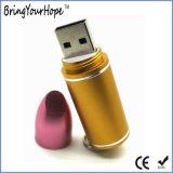 Movimentação do flash da senhora Batom USB (XH-USB-085)