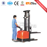 Forklift Clamp를 가진 전기 Pallet Stacker