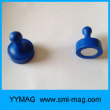 Магниты Pin нажима неодимия диска высокого качества сильные для офиса