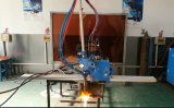 portable motorized H Beam I steel Gas Cutting Machine oxy-fuel flame cutter