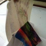 Heavy Sticky Full Tacky Sublimation Paper pour vêtements de sport