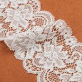 Testo fisso nuziale del merletto del poliestere all'ingrosso per la signora Dress Decoration