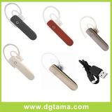 5 de kleuren kiezen de Oortelefoon van Earbud Bluetooth met de Kabel van de Lader USB van 30cm uit