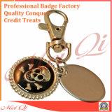 Metallo su ordinazione Keychain usato per i regali di promozione dell'azienda