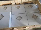 Мозаика мрамора шестиугольника нового красивейшего тимберса белая