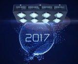 最も新しいデザイン完全なスペクトルRa>80防水LEDはライトを育てる