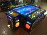 La cabina lujosa del casino de la cabina de la máquina de juego del cazador de los pescados