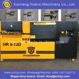 Taglio d'acciaio della barra rotonda di serie automatica di ora che piega la macchina piegatubi del filo di acciaio di Machine/CNC