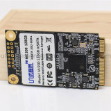SSD de Msata com esconderijo para tabuleta do PC do portátil do cavalo-força de Thinkpad Lenovo Acer da giga byte de Intel Samsung a mini (SSD-014)