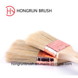 Деревянная щетка краски ручки (HYW0463)