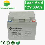 Batterie rechargeable d'acide de plomb d'AGM 38ah 12V