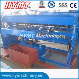 강철 팬 상자를 위한 W62Y-5X2000 유압 접히는 기계